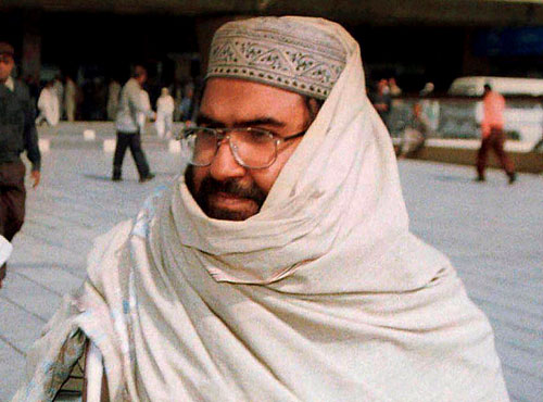 India approaches UN to name Masood Azhar in SC sanctions list