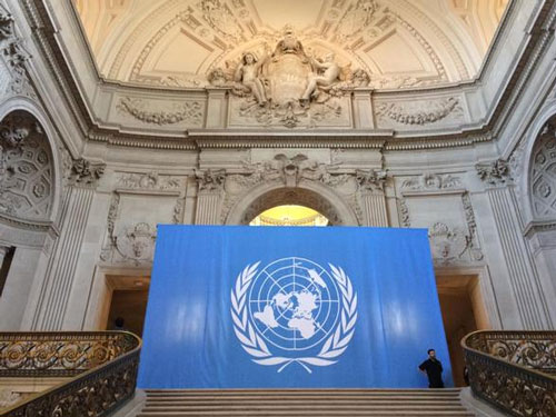For first time, UN chief aspirants to be quizzed by members