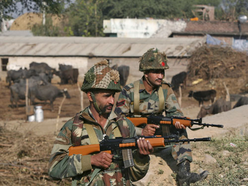 3 Pathankot attack suspects remanded to police custody