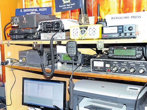 HAM radio survives internet onslaught