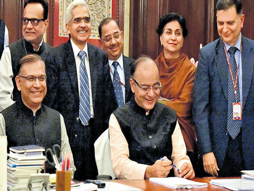 Major reliefs may elude middle class in Budget