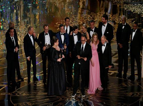 Oscar 2016: Spotlight best movie, Leonardo best actor