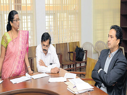KMC proposes to develop DK district government hospital