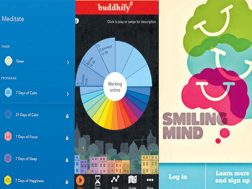 Five of the best meditation apps for you