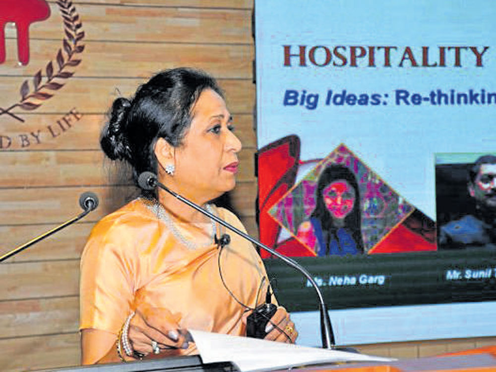 Experts throw light on latest trends in hospitality industry at conclave