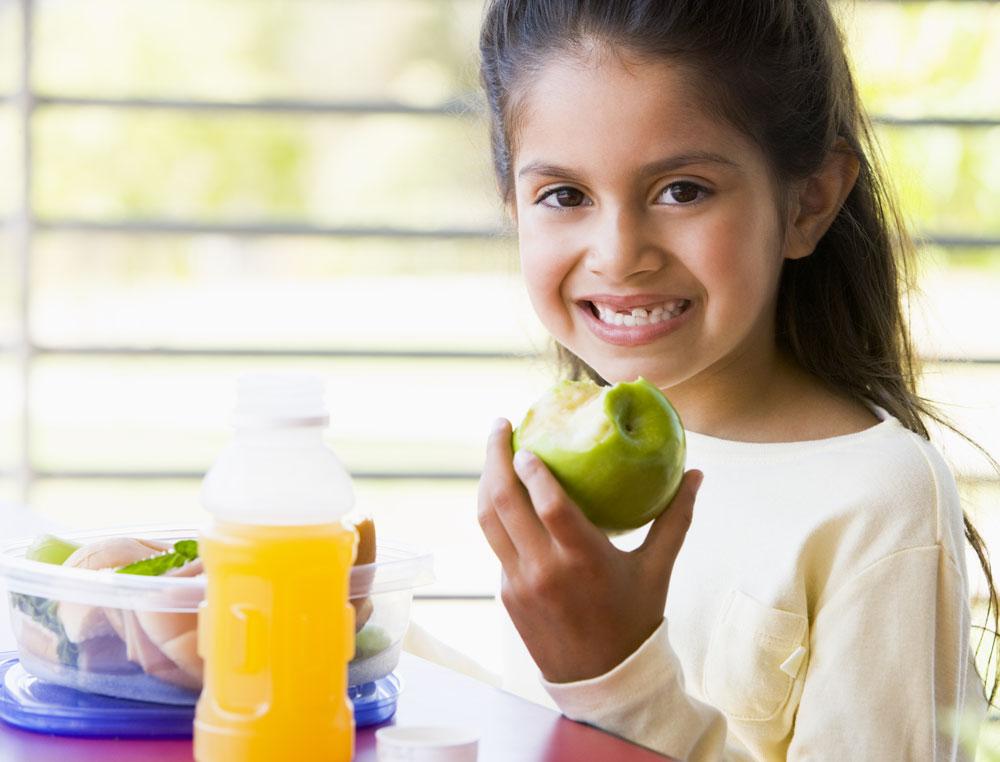 Raising a healthy kid