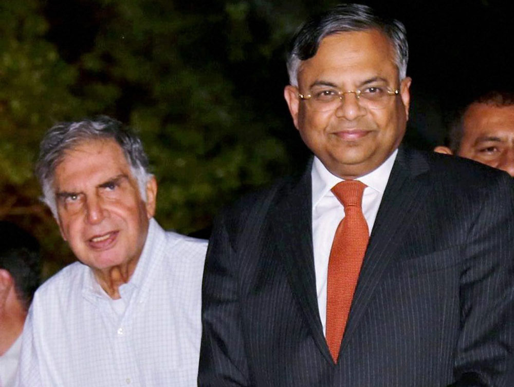 Ratan Tata says employees to be custodians of the trusts