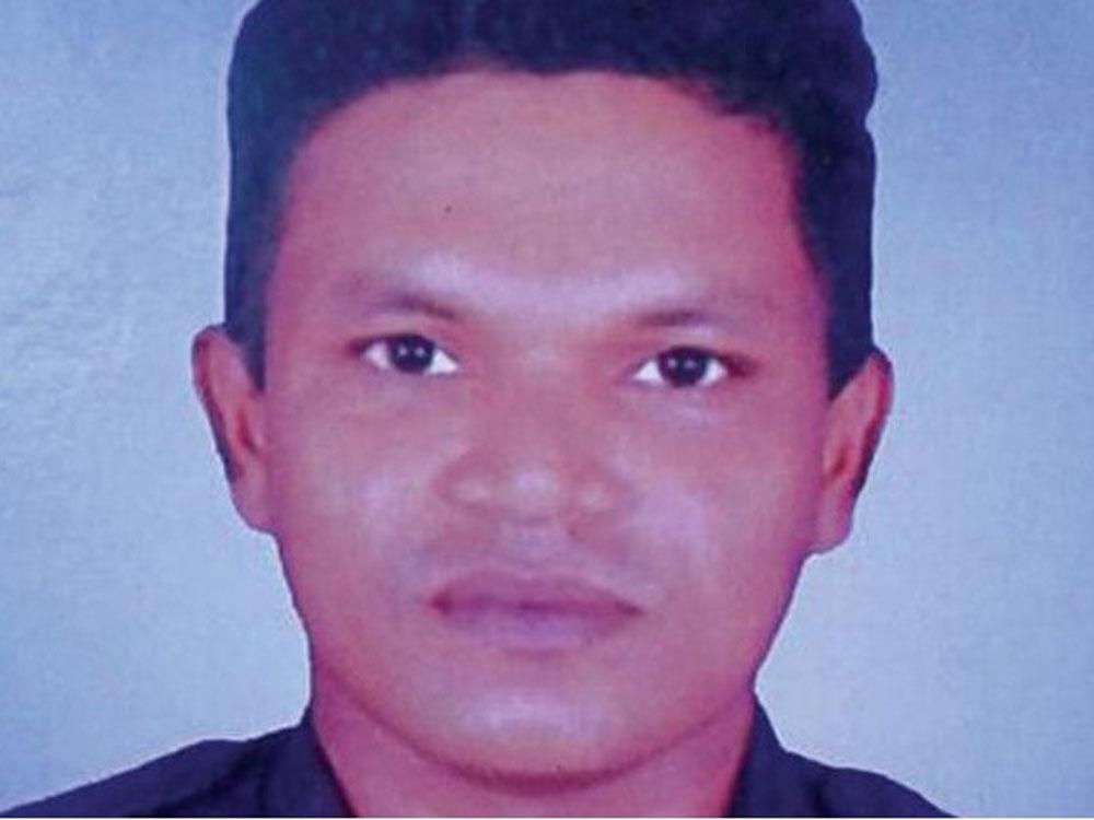 Whistleblower soldier found dead