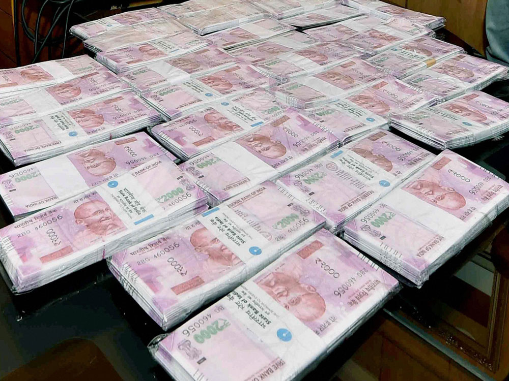 Fake currency notes worth Rs 3.92 crore seized in Rajkot