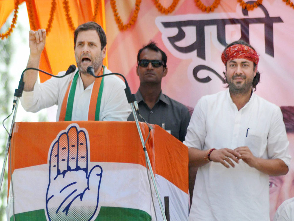 Modi has grown old & tired, UP will get a govt of youth: Rahul