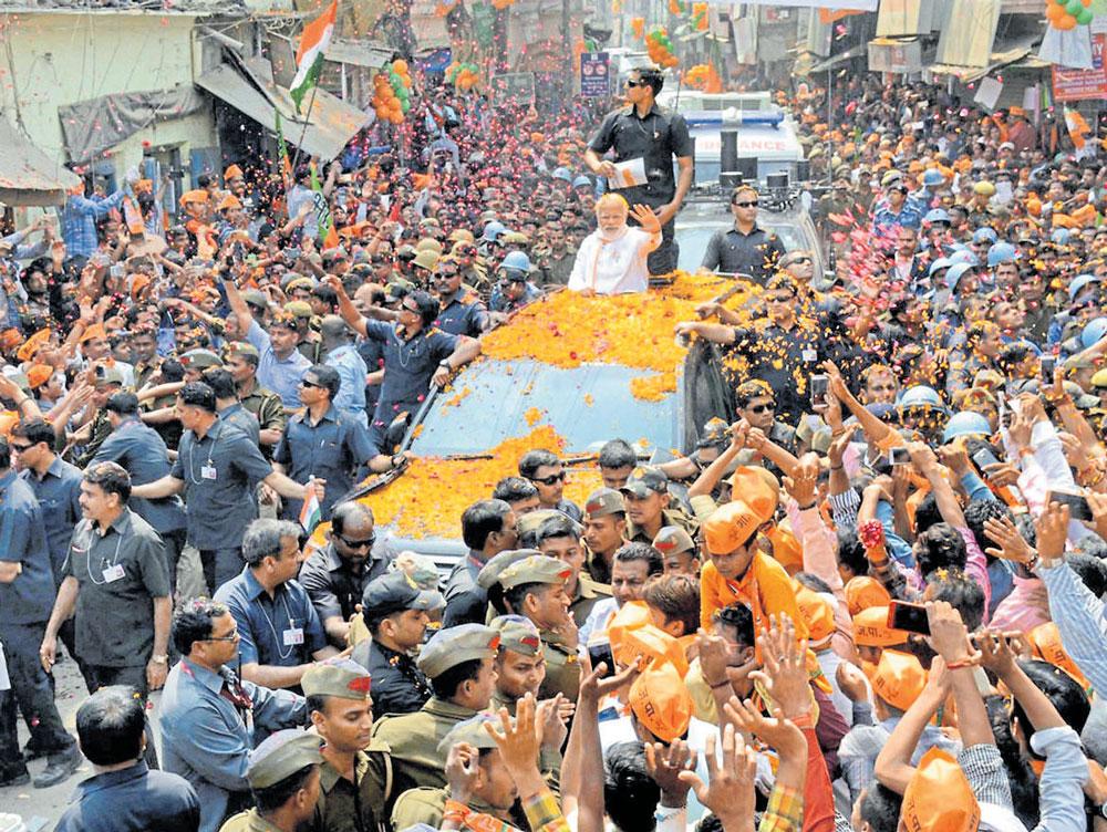 Varanasi under spotlight as UP assembly polls end tomorrow