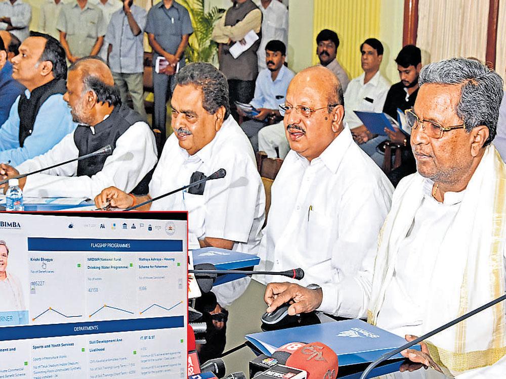 Log on to Pratibimba to check govt schemes