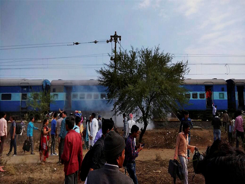 Train blast perpetrators influenced by IS: Chouhan