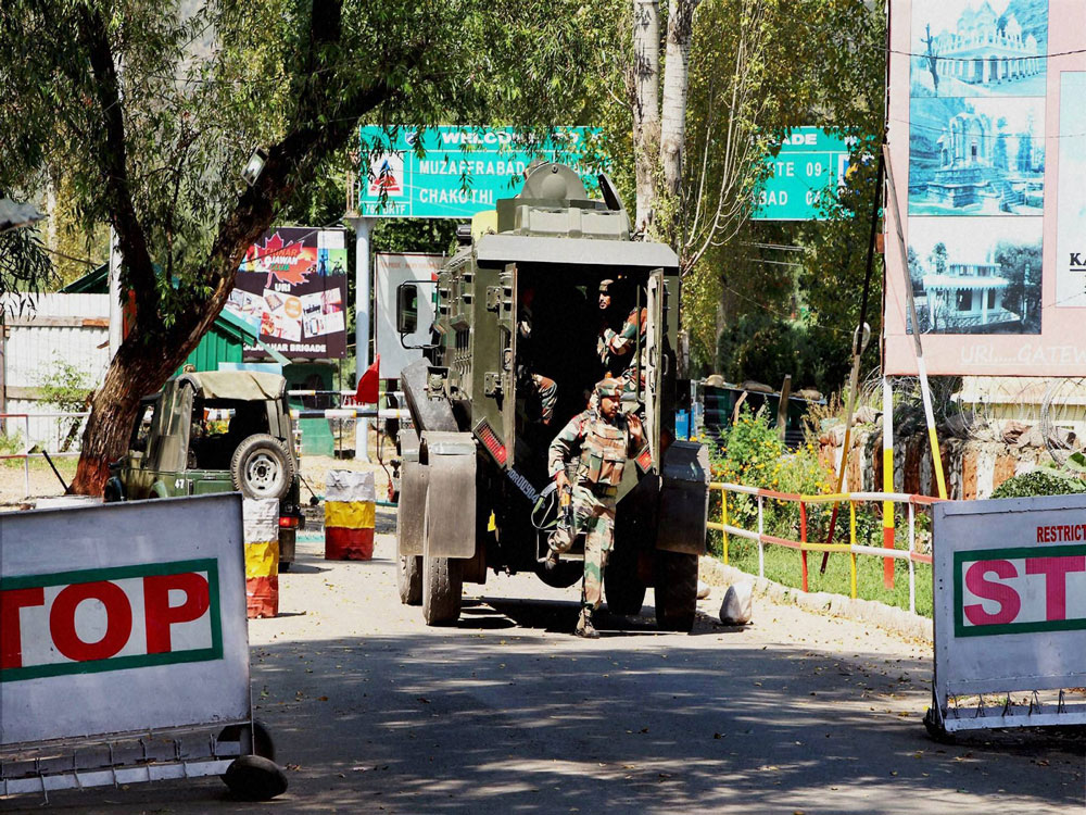 Uri attack: NIA releases two Pak suspects; to go back
