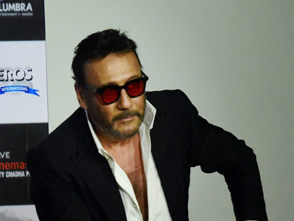 I will not fight with RGV: Jackie Shroff on 'machoism' remark