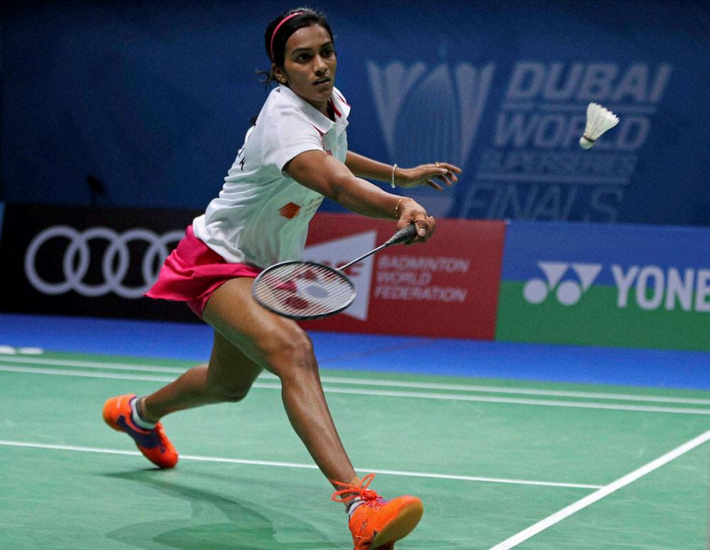 Saina, Sindhu crash out