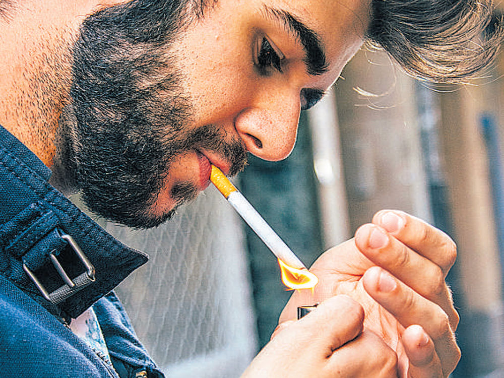 Think twice before you smoke in public places in Delhi!