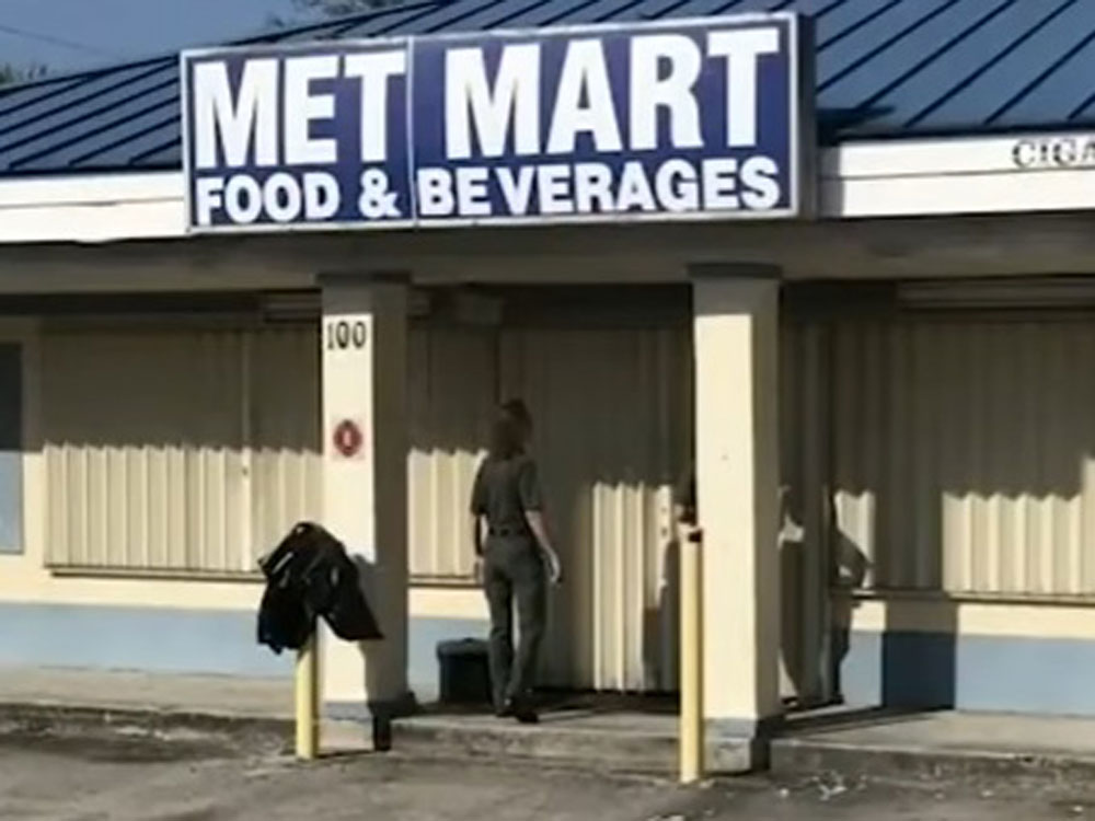 Man tries to burn store owned by Indian-Americans in US
