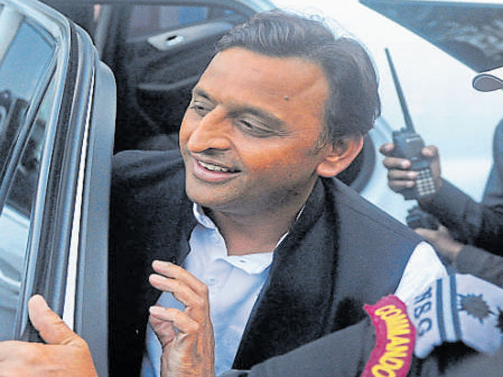 Our struggle will continue: Akhilesh after poll defeat