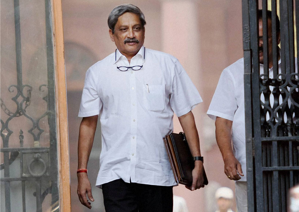 Around eight MLAs to be sworn in tmrw with Parrikar: BJP