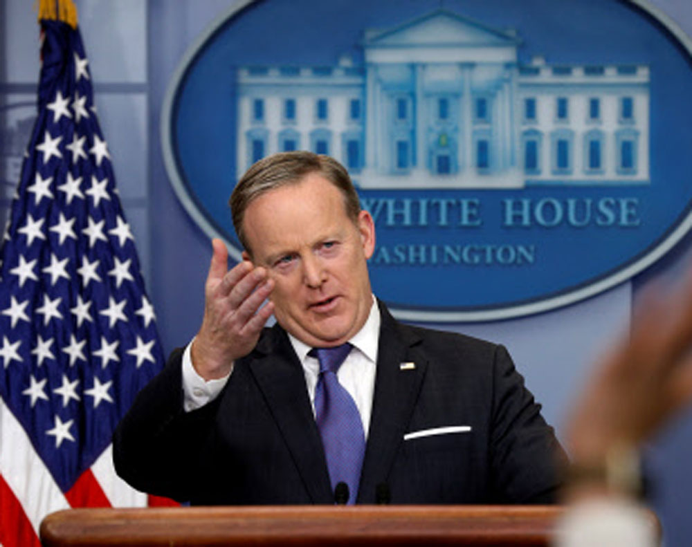 How it feels to work for a fascist: Indian woman to Spicer
