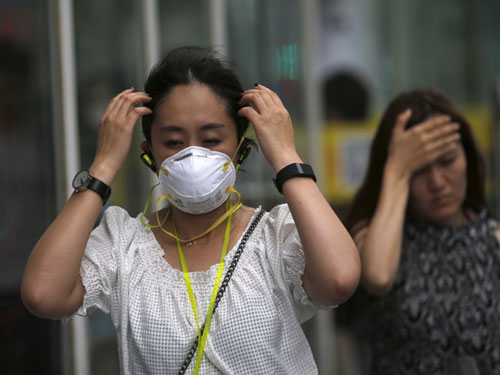 B vitamins may protect against air pollution: study