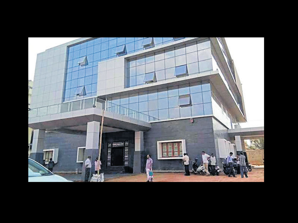 JD(S) to function from new building soon