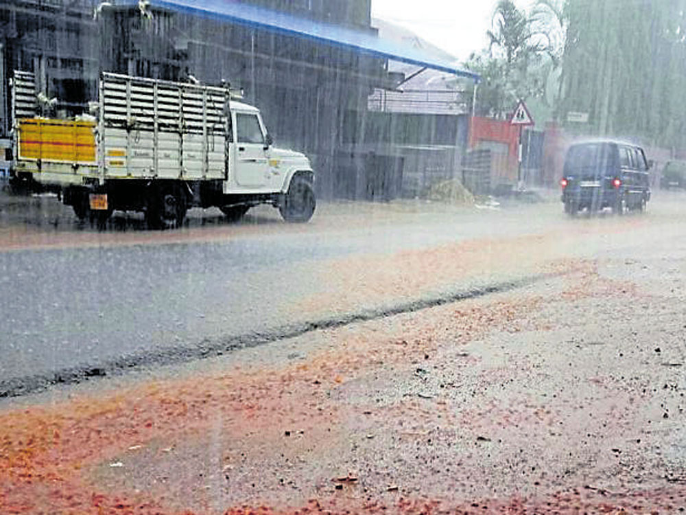 Rain likely for two days