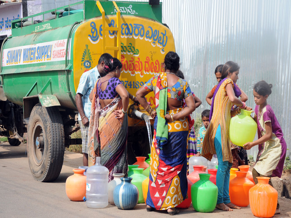 Rural water supply gets Rs 2,200-cr boost