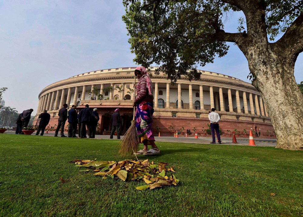 'India's ranking in women's political empowerment moderate'