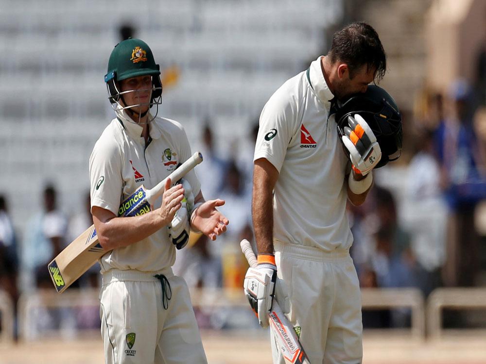 Jadeja's five-wicket haul limits Australia to 451
