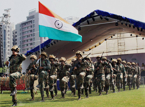 Oppn accuses govt of reducing allocation for defence ministry