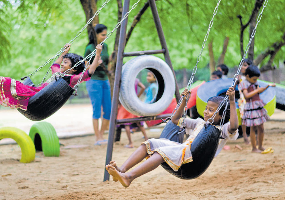 Kids who play outdoors likely to protect environment: study