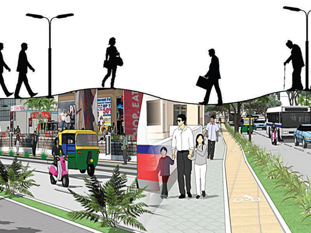 Pedestrian-friendly city? Long way to go, say citizens
