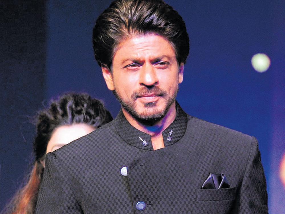 Planning to quit smoking, drinking for kids: Shah Rukh