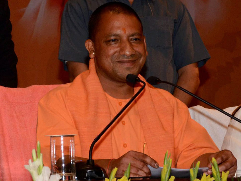 Will work for development without discrimination: Adityanath