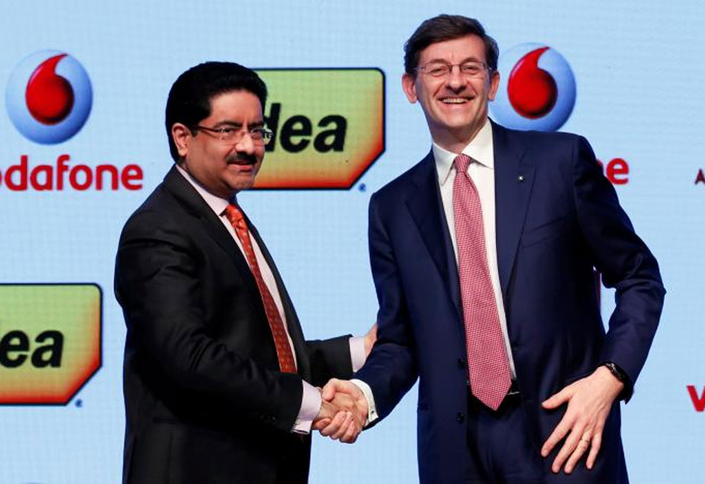 Vodafone, Idea Cellular to create new Indian market leader