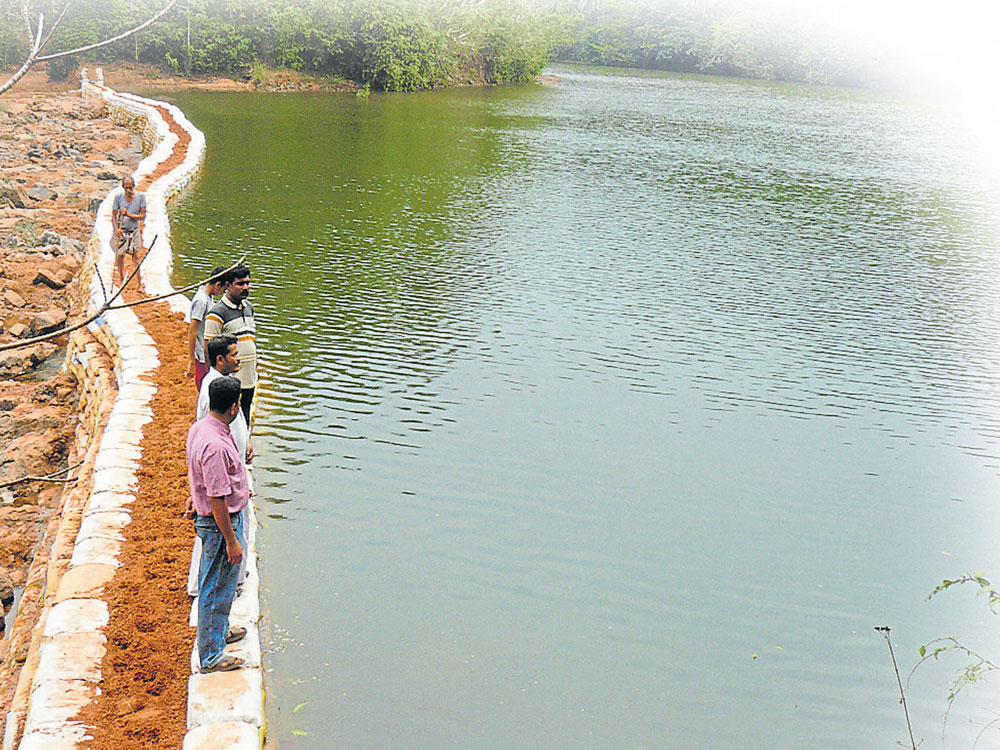 Saving water, drop by drop
