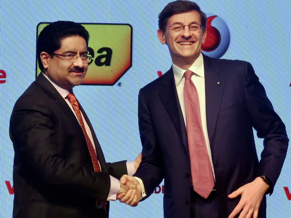 Voda, Idea clinch $23b-merger deal