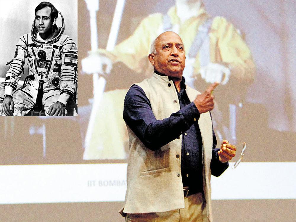 Rakesh Sharma: the reluctant space hero