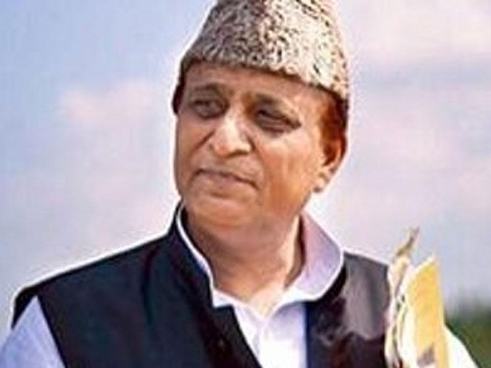 Azam Khan supports talks to resolve dispute