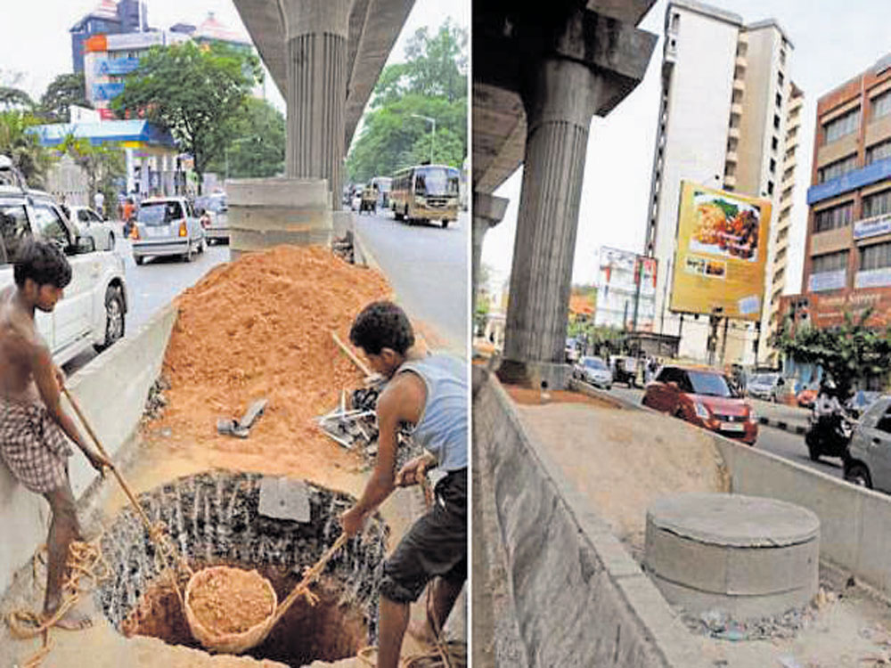 Metro will extend rainwater harvesting project to Phase 2