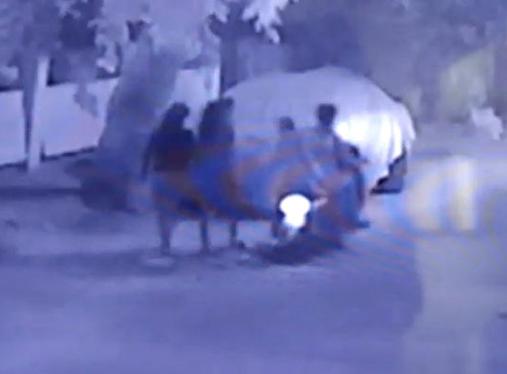 Video of woman being molested or robbed emerges in Bengaluru