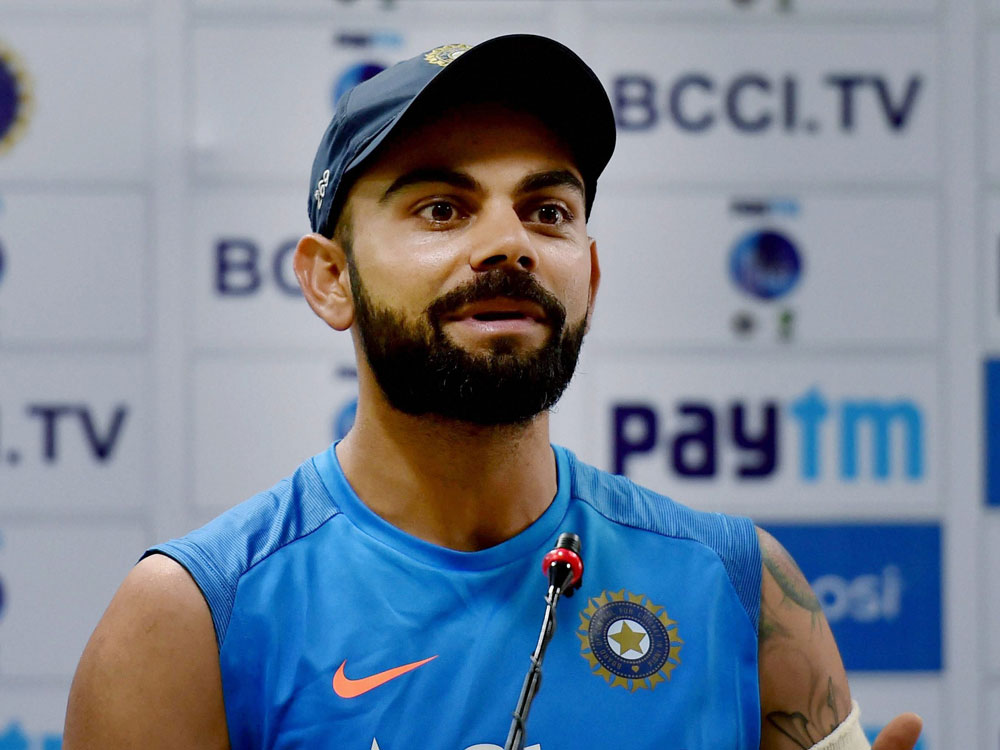 Not sure if Kohli knows how to spell sorry: CA chief