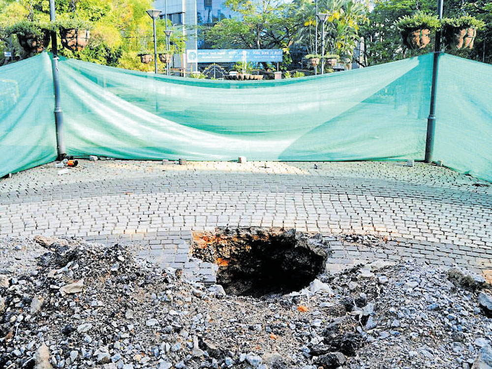 What TenderSURE? St Mark's Road dug up four times in two years