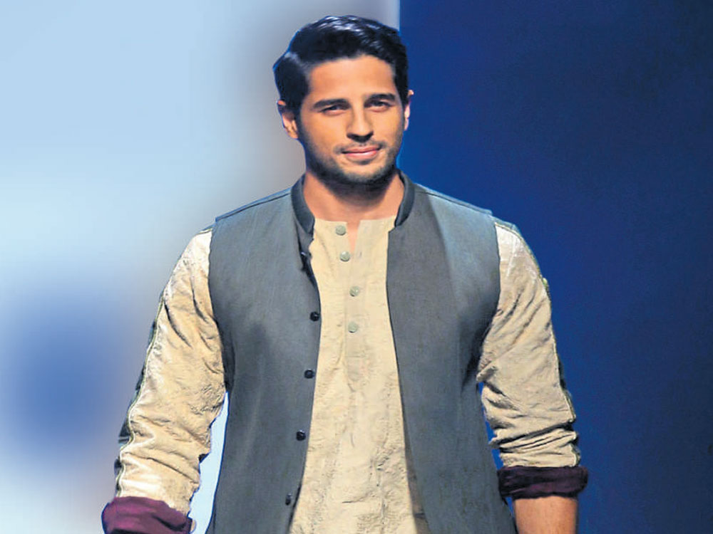 Sidharth content with acting, no plans to produce films