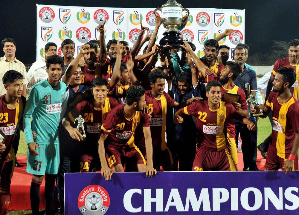 Bengal emerge champions