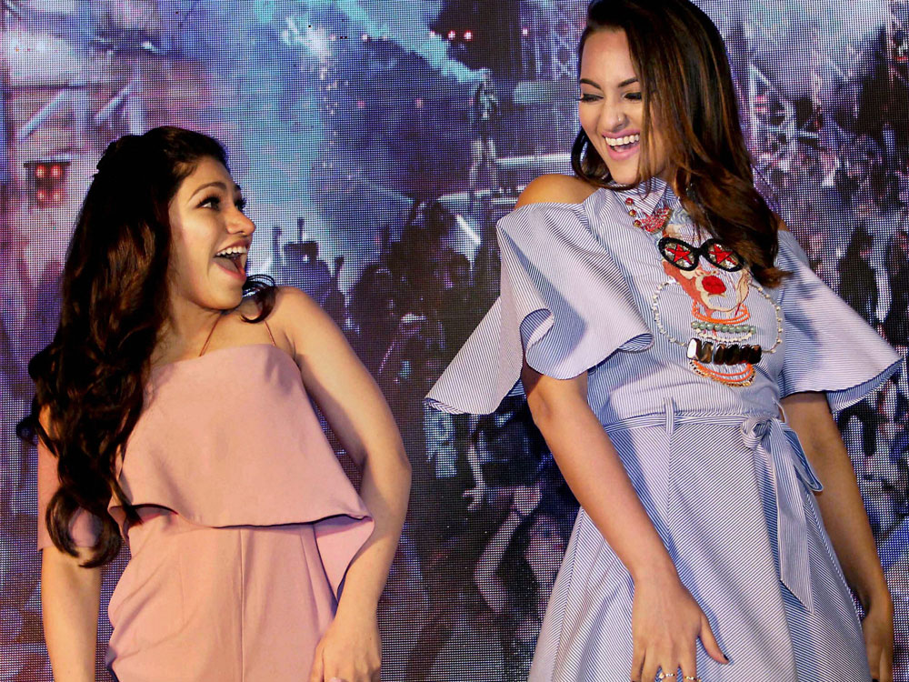 Stop labelling movies as 'women centric': Sonakshi