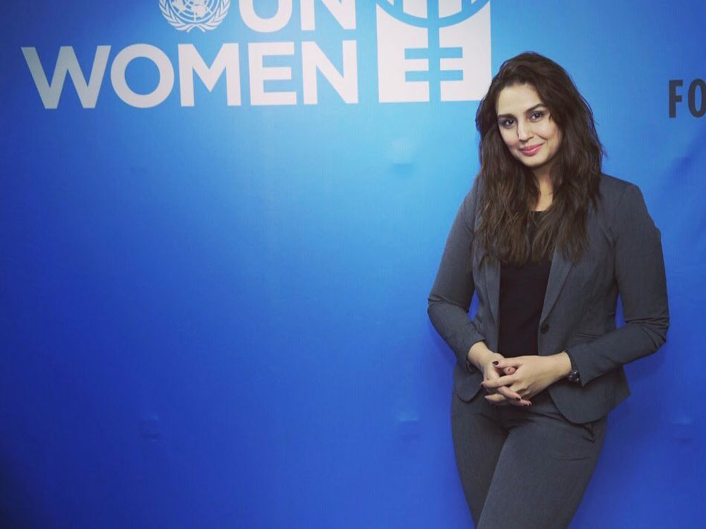 Huma happy to see women involved in all aspects of filmmaking