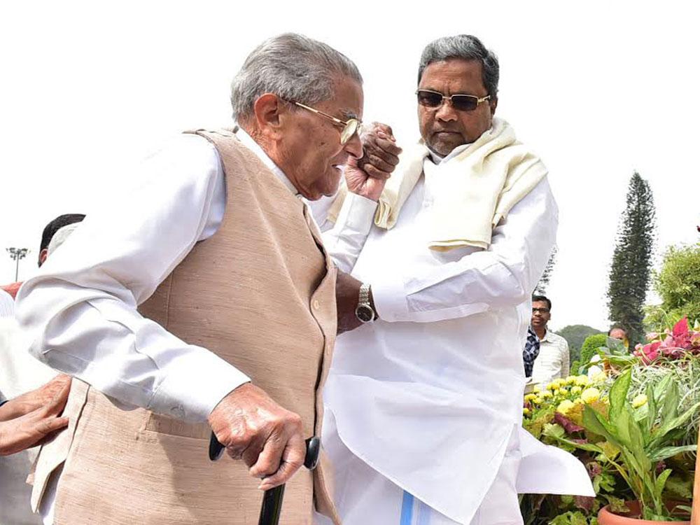 Veteran Congman Rajashekaran heaps praises on PM Modi